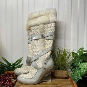 Baby Phat Aspen Boots 9B